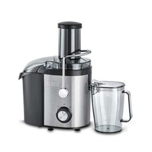 Black & Decker Stainless Steel Juice Extractor 1.7Ltr (JE800)