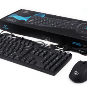 Gofreetech GFT-S003 Keyboard + Mouse Wired