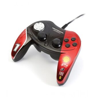 Thrustmaster F1 Dual Analog Ferrari F60 Exclusive Edition Gamepad For PC