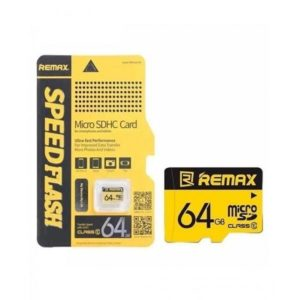 64GB C-Series Micro SD Memory Card (C10)