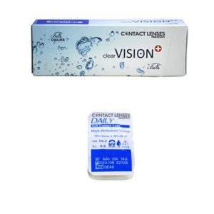 CLEAR VISION DAILY DISPOSABLE
