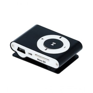 MP3 Player with 2GB Memory Card - Black