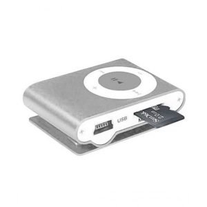 MP3 Player with 2GB Memory Card - Silver