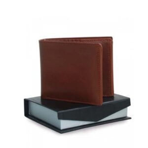 EBH Fashion Leather Wallet For Men Brown